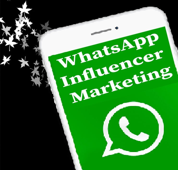 Whatsapp Influencer Marketing